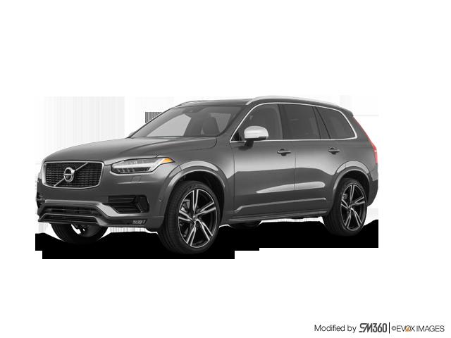 2019 Volvo XC90 T6 AWD R-Design