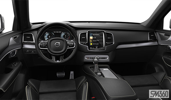 Volvo XC90 T6 R-Design 2019