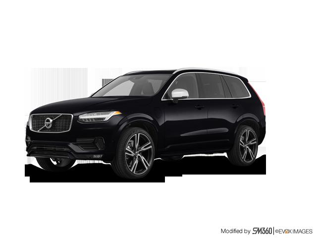 Volvo XC90 Hybrid T8 R-Design 2019