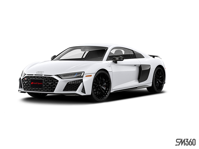 2020 Audi R8 5.2 V10 Performance quattro 7sp S tronic Coupe