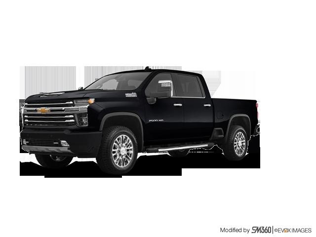 Chevrolet Silverado 2500HD High Country 2020