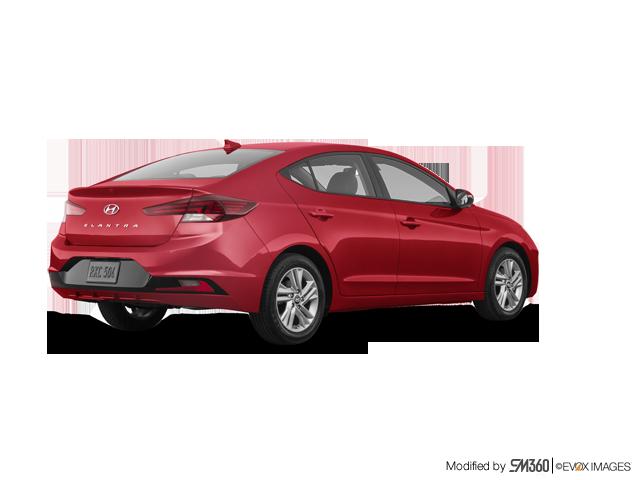 2020 Hyundai Elantra PREFERRED AUTO