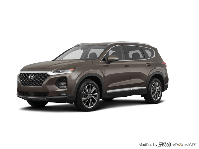 Hyundai Santa Fe Preferred 2020