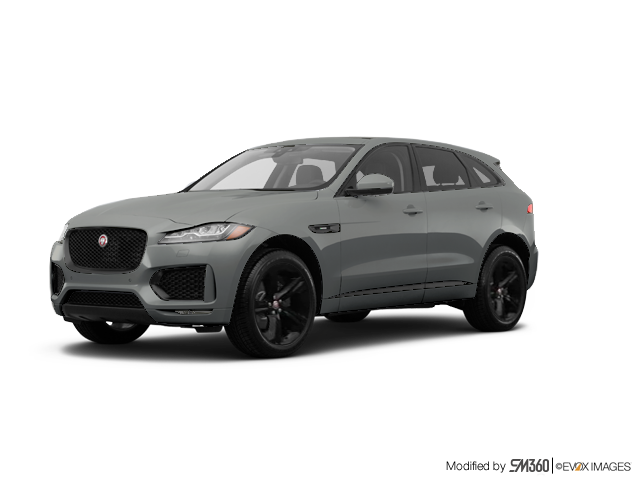 2020 Jaguar F-Pace 25t AWD Checkered Flag