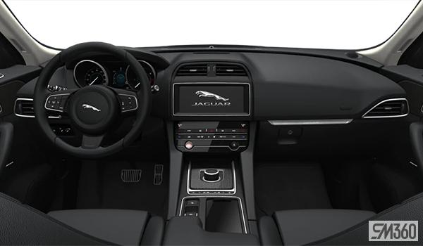 2020 Jaguar F-Pace 25t AWD Premium - Interior