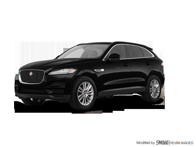 2020 Jaguar F-Pace 25t AWD Prestige