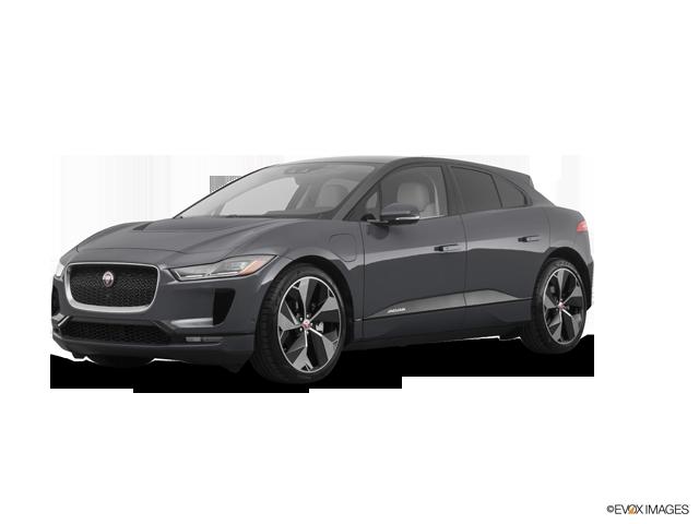 2020 Jaguar I-PACE HSE - Exterior