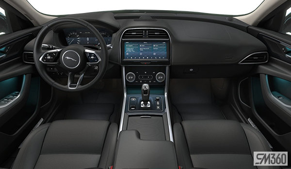 2020 Jaguar XE P250 AWD SE - Interior