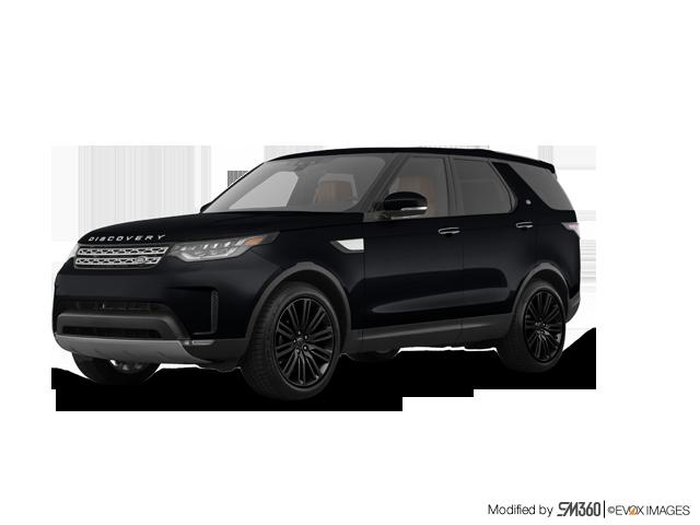 2020 Land Rover Discovery Diesel Td6 HSE Luxury