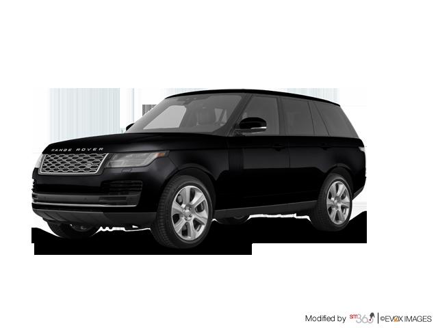 2020 Land Rover Range Rover 3.0L I6 MHEV P400 HSE SWB