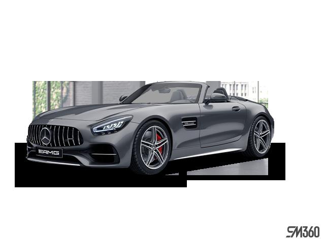 2020 Mercedes-Benz AMG GT C Roadster