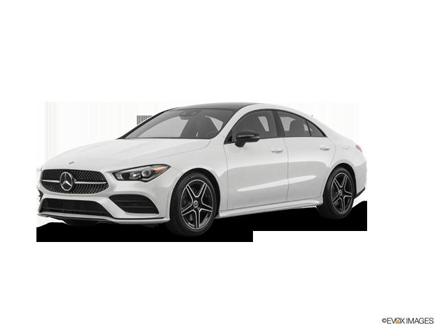 Mercedes-Benz Kingston | New 2020 Mercedes-Benz CLA250 ...