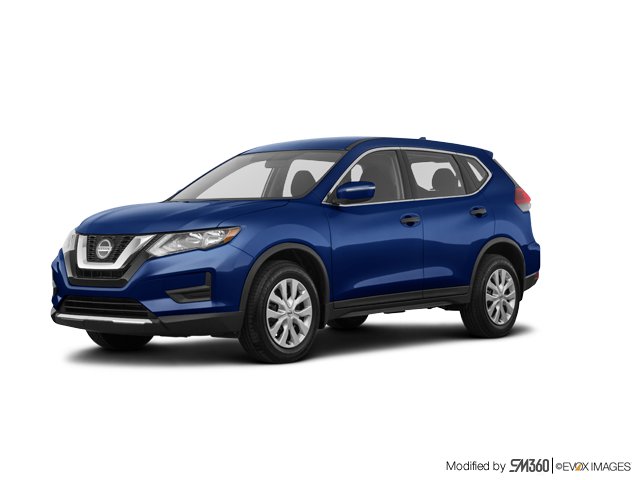 2020 Nissan Rogue S AWD CVT
