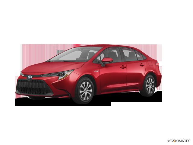 2020 Toyota COROLLA HYBRID Hybrid