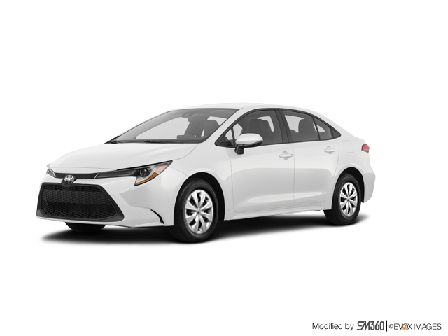 2020 Toyota COROLLA L CVT