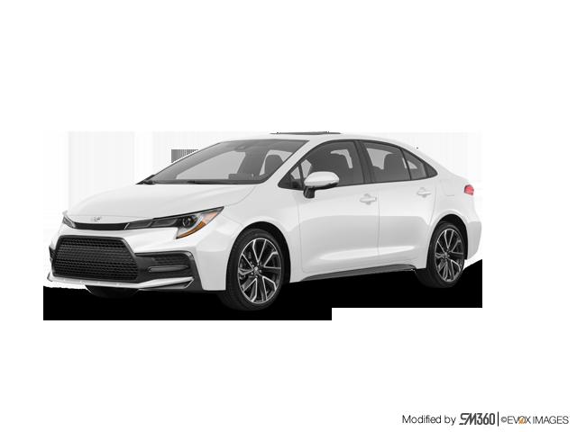 2020 Toyota COROLLA SE CVT SE