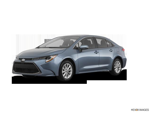 2020 Toyota COROLLA XLE CVT XLE
