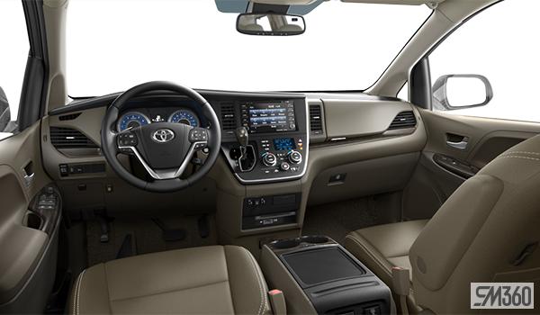2020 Toyota SIENNA XLE AWD 7-PASS XLE