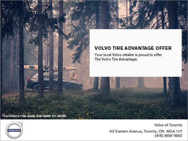Volvo Tire Advanatge