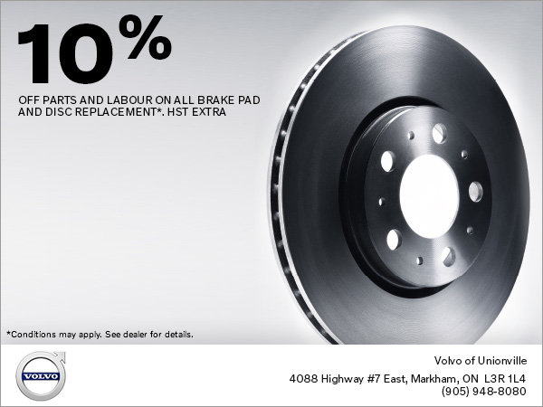 Get your Volvo ready for Spring!