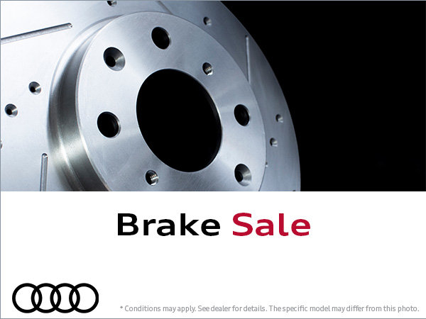 Brake Sale