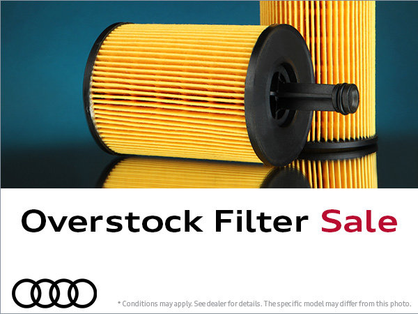 Overstock Filter Sale
