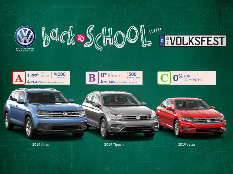 Back to School with Volksfest