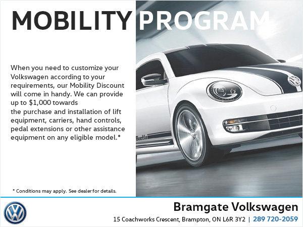 Volkswagen Mobility Program