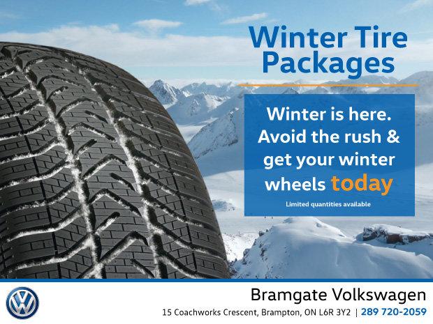 2018-2019 Winter Wheel Packages