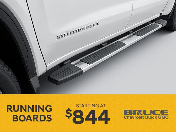 Running Boards from $844