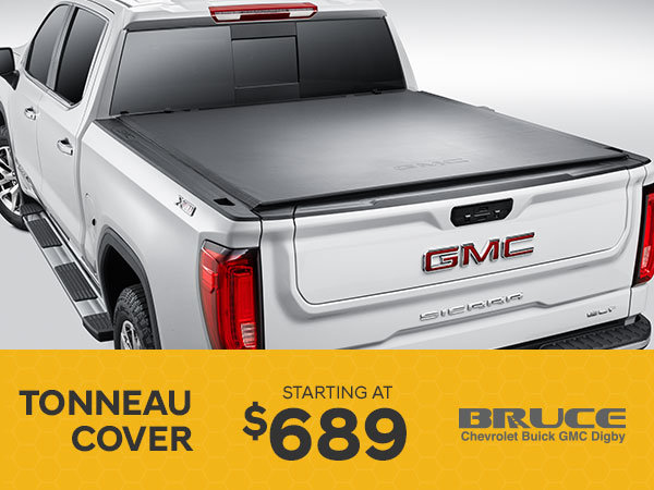 Tonneau Covers from $689