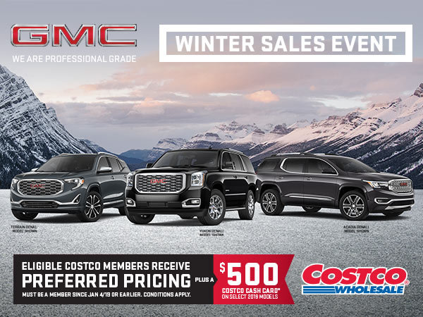 **Limited Time Offer** Preferred Pricing for Eligible Costco Members
