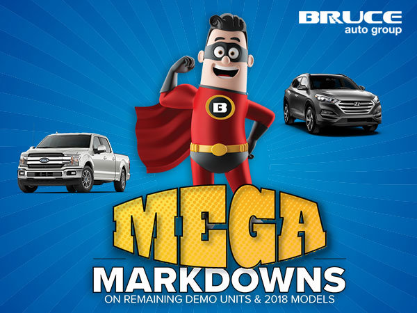 Mega Markdown Event on Now!