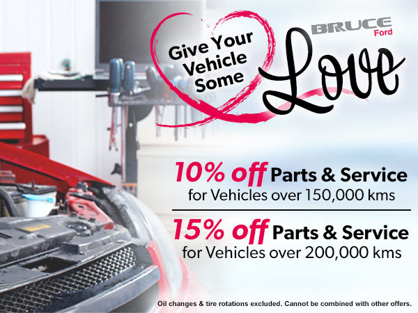 Give Your Vehicle Some Love This February!