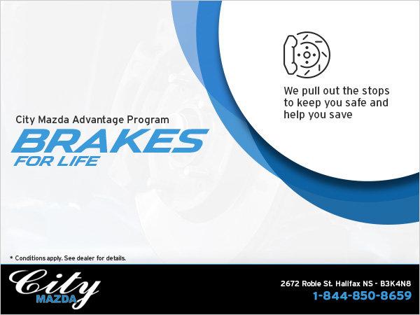 Brakes for Life!