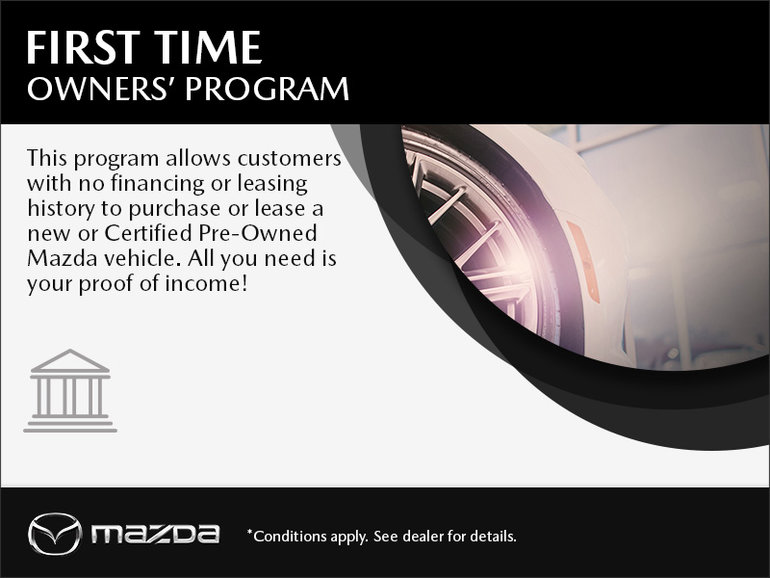 First Time Owners' Program