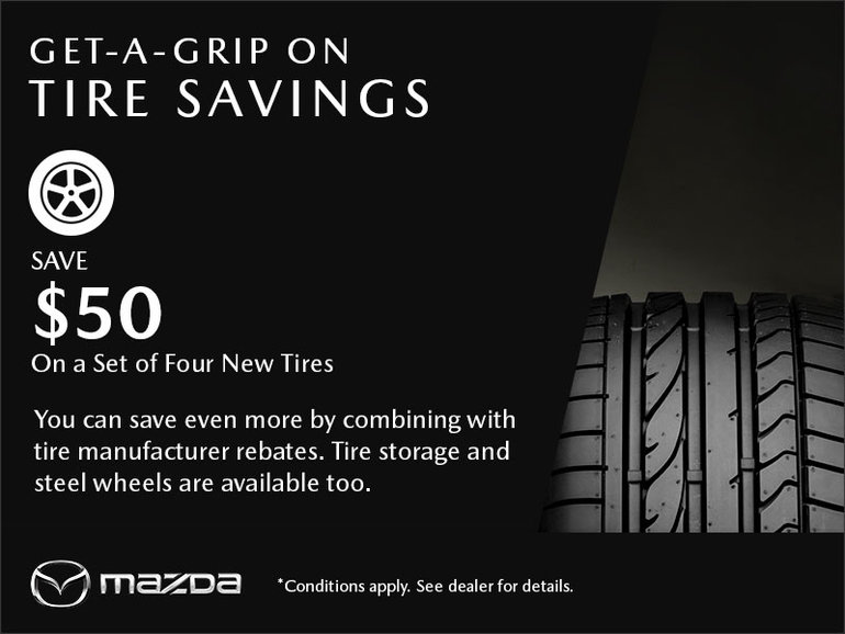 Get-a-Grip on Tire Savings