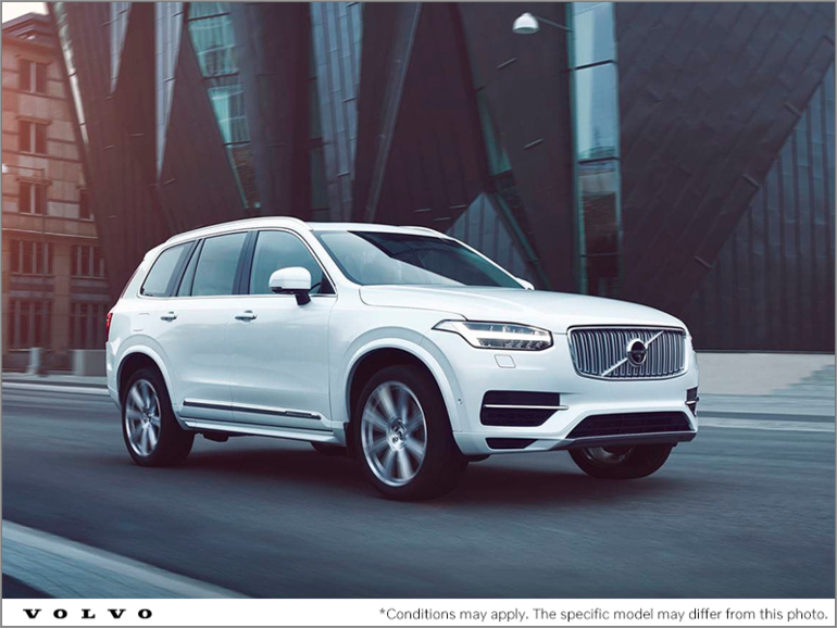 The new 2019 XC90