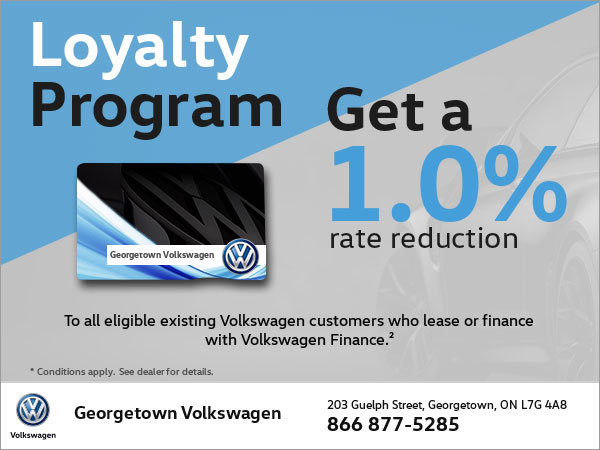 Volkswagen Loyalty Program