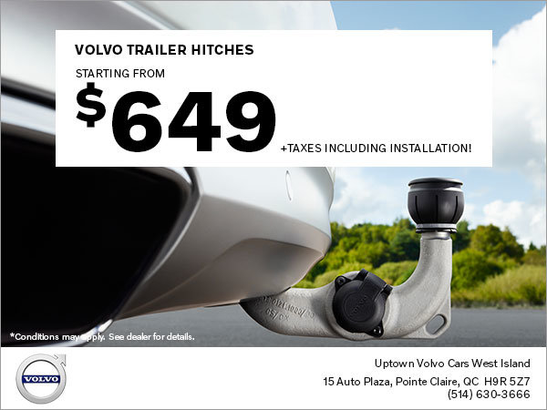 Volvo Trailer Hitches