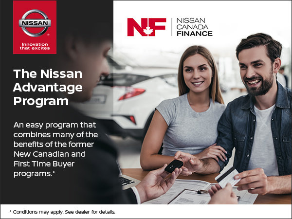 The Nissan Advantage Program