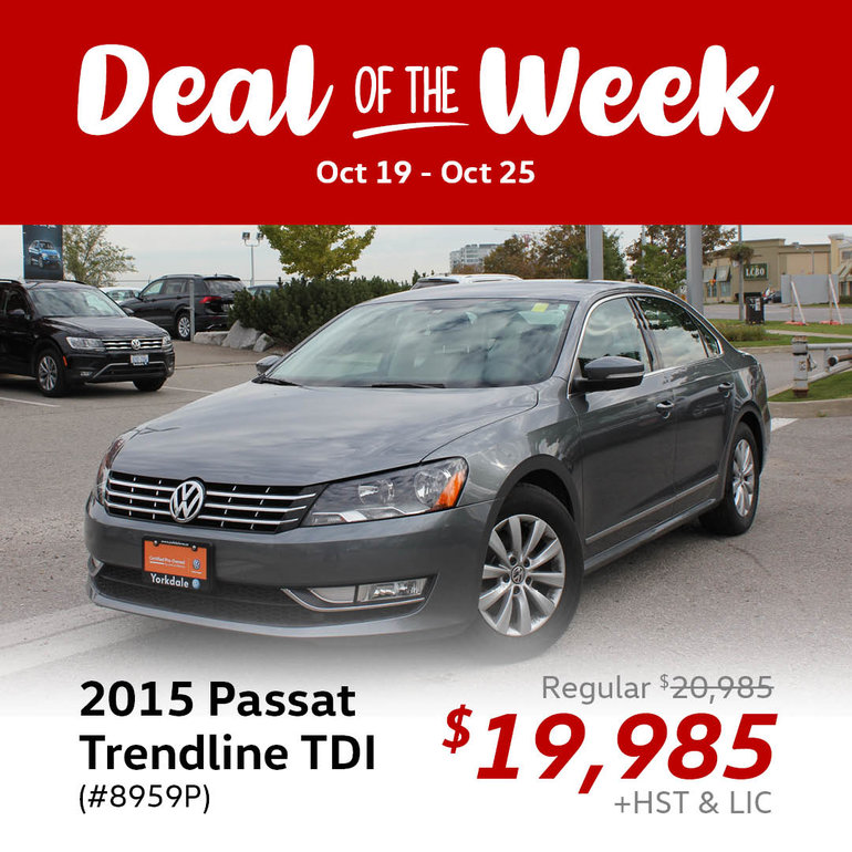 Deal of the Week: Save $1,000!