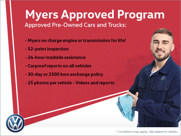 Myers Approved Program