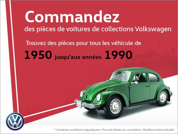 Pour les amateurs de voitures Volkswagen classiques!