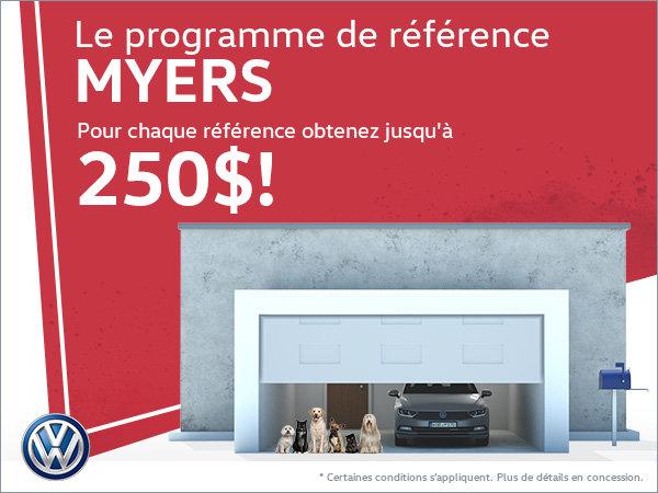 Programme de référence Myers