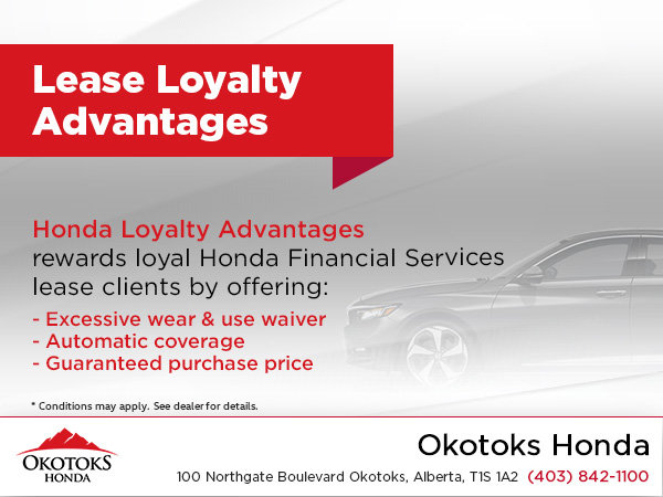 Lease Loyalty Advantages