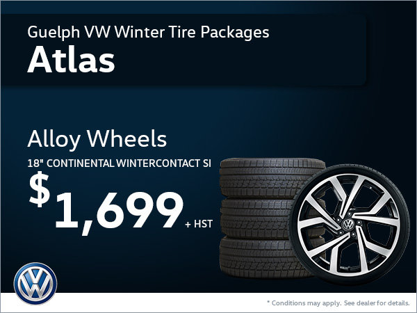Get Alloy Wheels for Your Atlas!