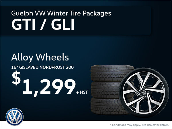 Get Alloy Wheels for Your Golf GTI or Jetta GLI!