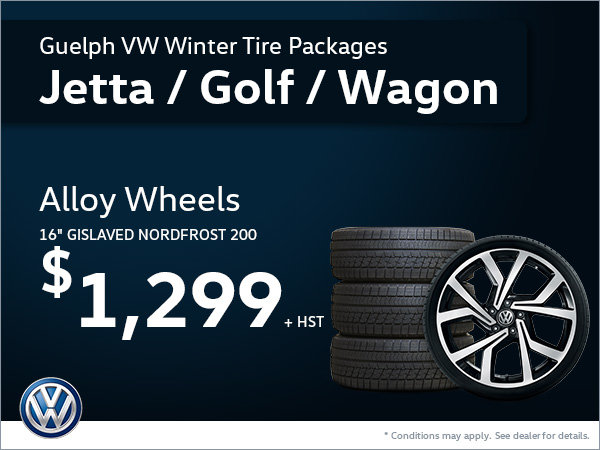 Get Alloy Wheels for Your Jetta, Golf, or Golf Sportwagon!