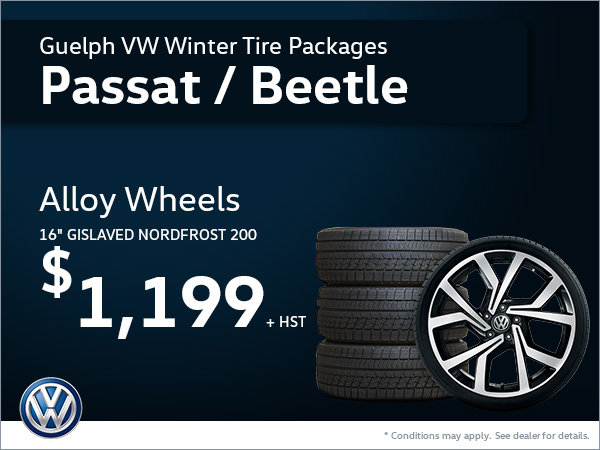 Get Alloy Wheels for Your Passat or Beetle!